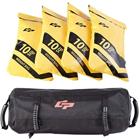 9a419ae24a Amazon.com   Golflame Workout Sandbag for Fitness 10 to 60 Lbs Heavy ...