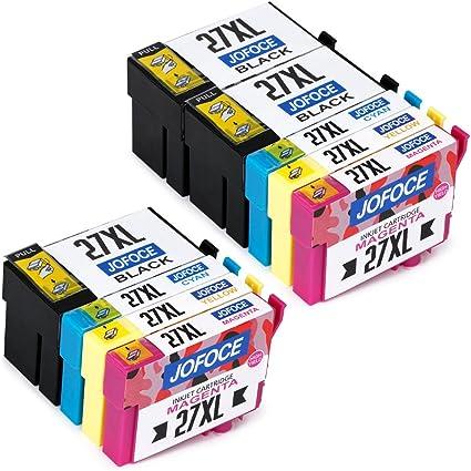 2 CARTUCCE D/'INCHIOSTRO CIANO XL per Epson WorkForce WF-3620DWF /& WF-7610DWF