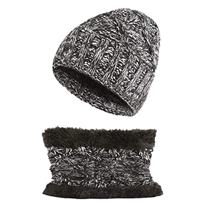 aa9b13a07fa Image Unavailable. Image not available for. Color  Gbell Toddler Kids  Knitted Hats and Scarf Set