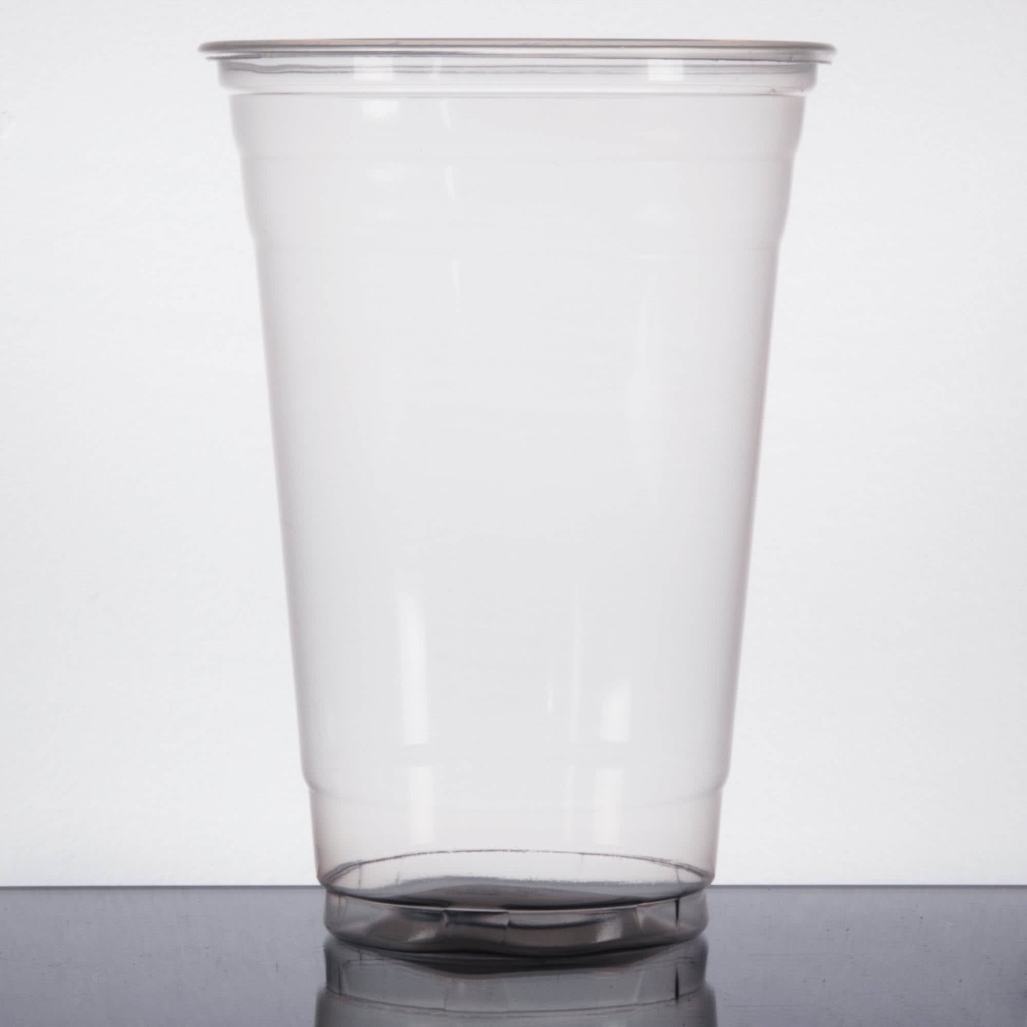 TableTop King 20PX Conex ClearPro 20 oz. Polypropylene Cold Cup - 600/Case