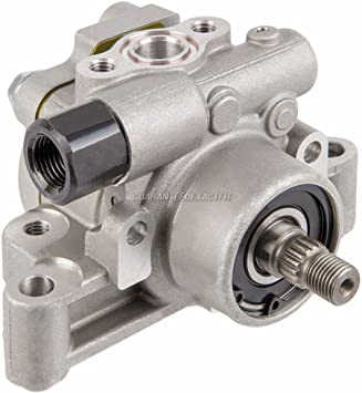 A-Premium Power Steering Pump Replacement for Ford Escape Mazda Tribute 2001-2004