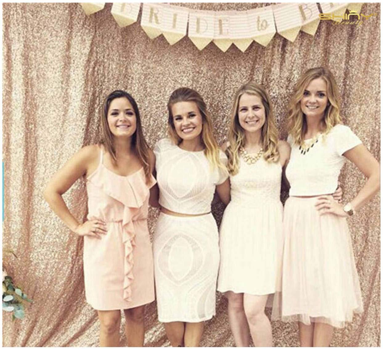 Rosegold Hintergrund fotobox