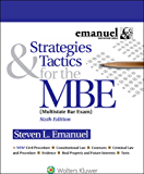 Strategies and Tactics for the MBE (Strategies & Tactics for the MBE Book 1)