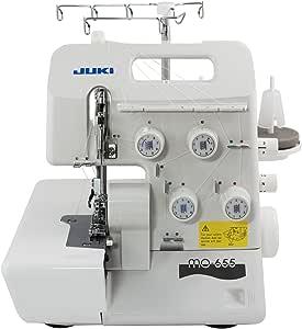 Juki Pearl Line MO-655 2/3/4/5 Thread Serger by JUKI