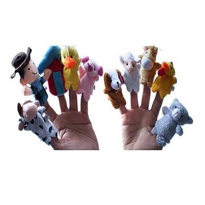 The Puppet Company/ /Inde Traditionnel des Ensembles/ /comptines Doigt Marionnette Ensemble