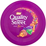 Quality Street Chocolates and Toffees Tin, 240g (Pack of 6)
