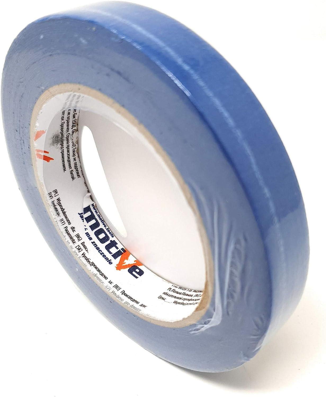 DWT-Germany 101415.08 30 mm x 25 m Innen Au/ßen Kreppband Krepp Papierabdeckband Malerkrepp Abklebeband Feinkreppband