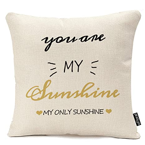 Amazon.com: Funda de almohada de acrílico colorido para ...
