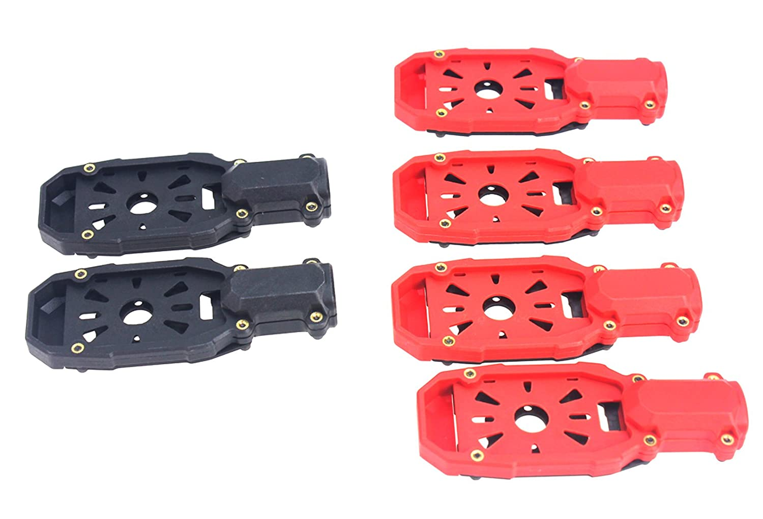 Tarot 6Pcs Tarot Dia 16mm Multi-axis Clamp Type Motor Mount Plate Holder TL68B25/26 for RC Hexacopter DIY Multicopter