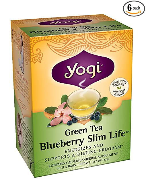 Yogi green tea weight loss