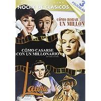 Pack Como Robar Un Millon / Como Casarse Con Un Millonario / Laura
