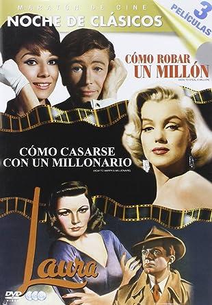Pack Maraton De Cine: Noche De Clasicos:Como Robar Un Millon+ Como ...