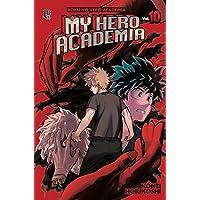My Hero Academia 10. Boku no Hero
