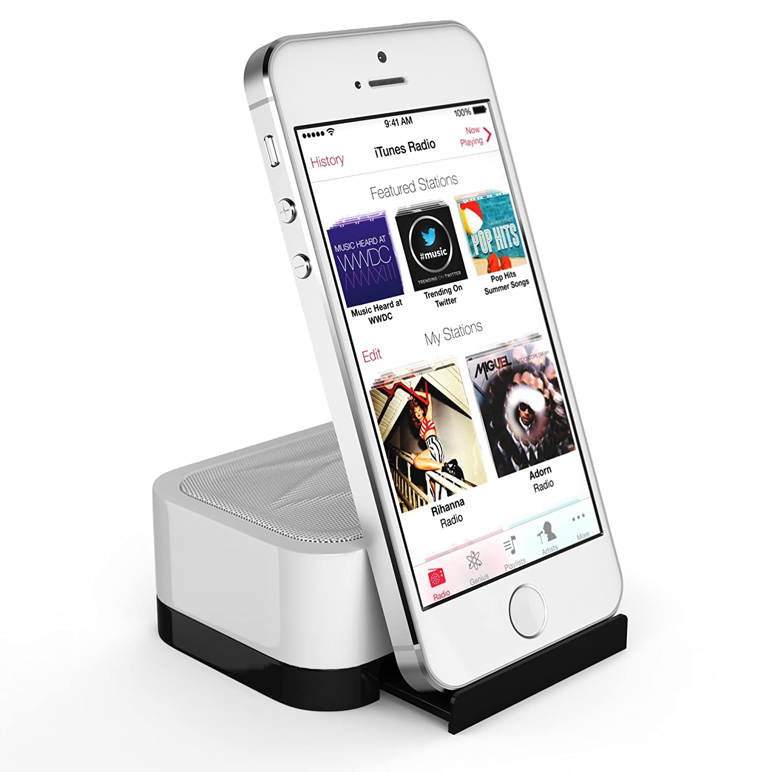 Satechi iFit-1 Portable Rechargeable Speaker Stand