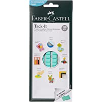 Faber-Castell Reusable Multi-Purpose Adhesive Tack-It, 75 gm, Green