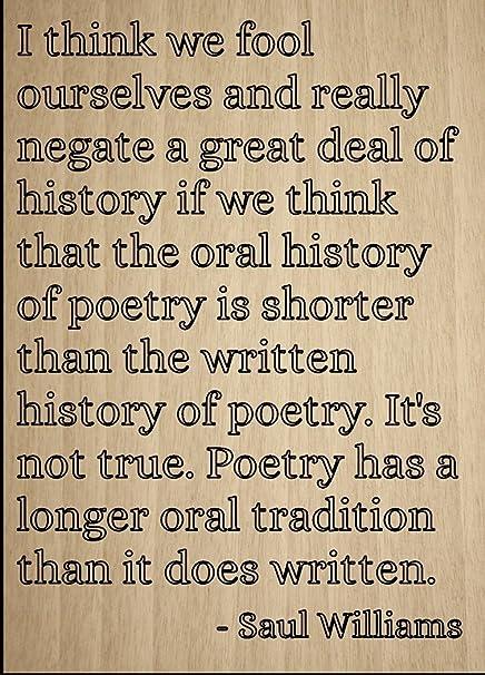 Saul Williams Poems 3
