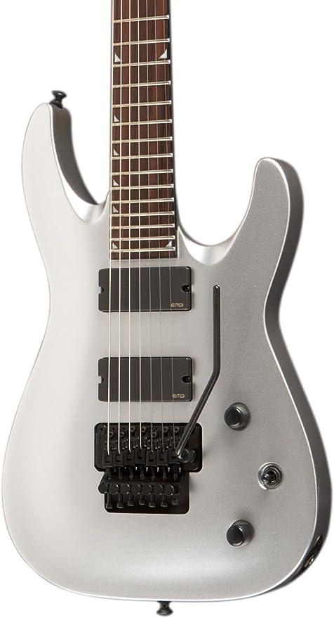 Jackson slatxmg37 Quick Silver Soloist Guitarra de 7 cuerdas ...