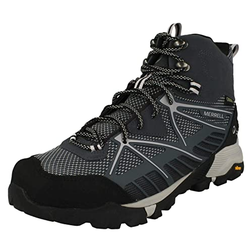 a81fc43c53b Merrell Men's Capra Venture Mid GTX Surround High Rise Hiking Boots