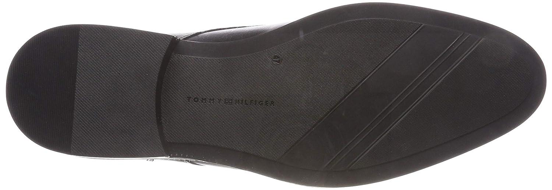 Tommy Hilfiger Herren Derby Essential Leder Lace Up Derby Herren Derbys Schwarz (schwarz 990) d94f5e