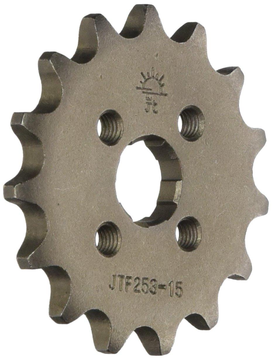 JT Sprockets JTF253.15 15T Steel Front Sprocket