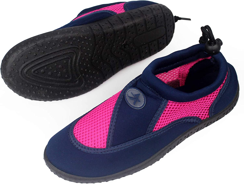 Zapatillas para Buceo Snorkel Surf Piscina Playa Vela Mar R/ío Aqua Cycling Deportes Acu/áticos Zapatos de Agua Calzado de Nataci/ón Escarpines para Hombre Mujer Unisex