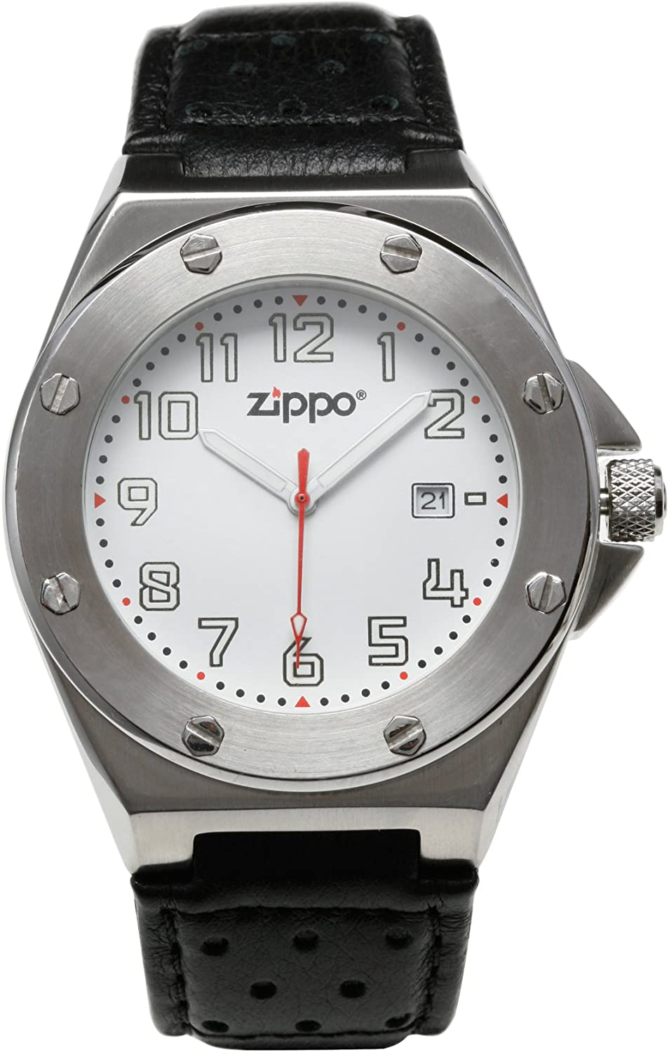 Zippo Bolted Sport 45008 Analog Adventure Watch – Men39 s