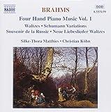 Four-Hand Piano Music Vol. 1
