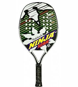 Quicksand Raqueta Beach Tennis Racket Ninja 2017: Amazon.es ...