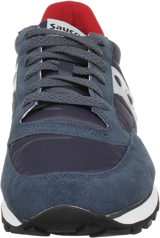 Saucony Originals Men's Jazz Sneaker Slate/Grey