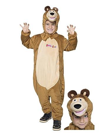 Generique Bär Kostüm Mascha Und Der Bär Amazonde Spielzeug