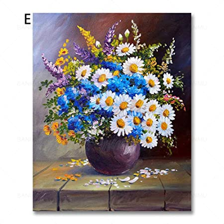 zxddzl Impresión en Color Estilo Pared Arte Pintura Lienzo ...