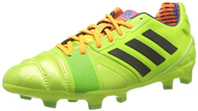 promo code 4a6d5 ece37 adidas nitrocharge 2.0 TRX FG, Fußballschuhe Herren, gelb - Jaune  (SolsliNoir1