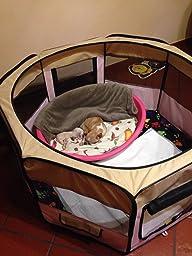 Box per animali recinzione per cuccioli cuccia for Recinto per cani amazon