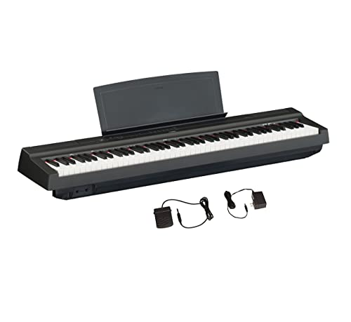 Yamaha P125 88-Key Digital Piano