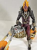 """Marvel Legends VENGEANCE Review 6"""" inch (Toy Biz) ghost rider action figure"""