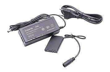 Cargador CÁMARA Compatible con Nikon Coolpix P500 P520 P 500 520 sustituye EH-62A con Adaptador Incluido para el Compartimento de la batería EN-EL5