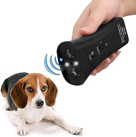 Amazon.com: Mano repelente de perro, Canal Dual repelente ...