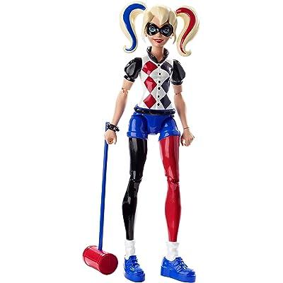 DC Super Hero Girls: Harley Quinn Action Figure: Toys & Games [5Bkhe0504201]