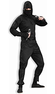 Amazon.com: Disguise Mens Ninja Master Costume: Clothing