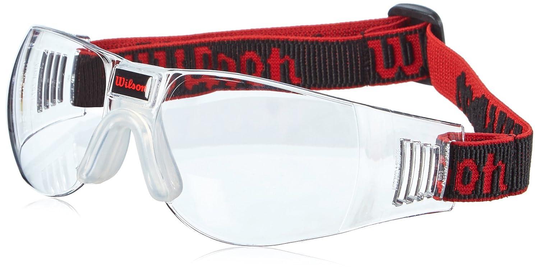 Wilson Omni Lunettes WIMQH|#Wilson Racket Sport 20001 lunettes de squash lunettes de squash junior