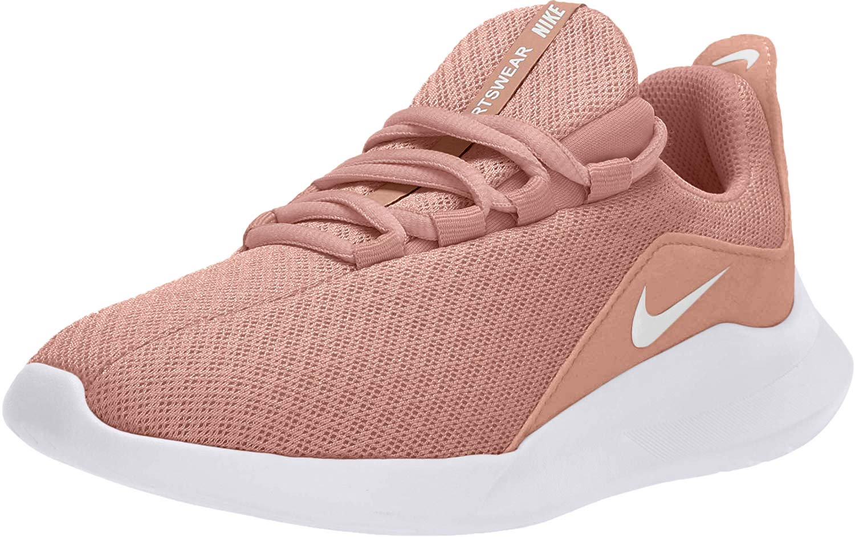 Viale Running Shoe, Rose Gold/White