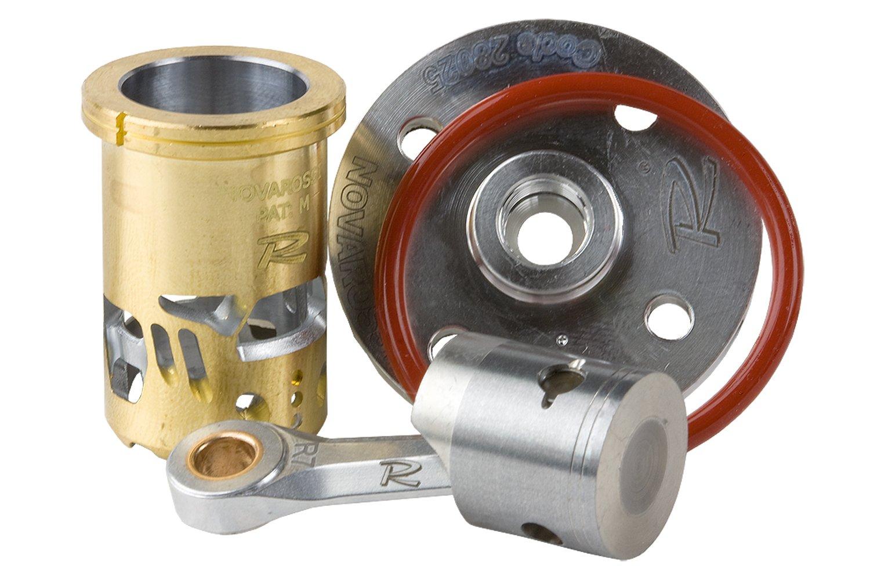 NOVAROSSI Laufgarnitur + Pleuel + Brennraumeinsatz KEEP-OFF.21-7XL