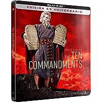 Los diez mandamientos (Steelbook)