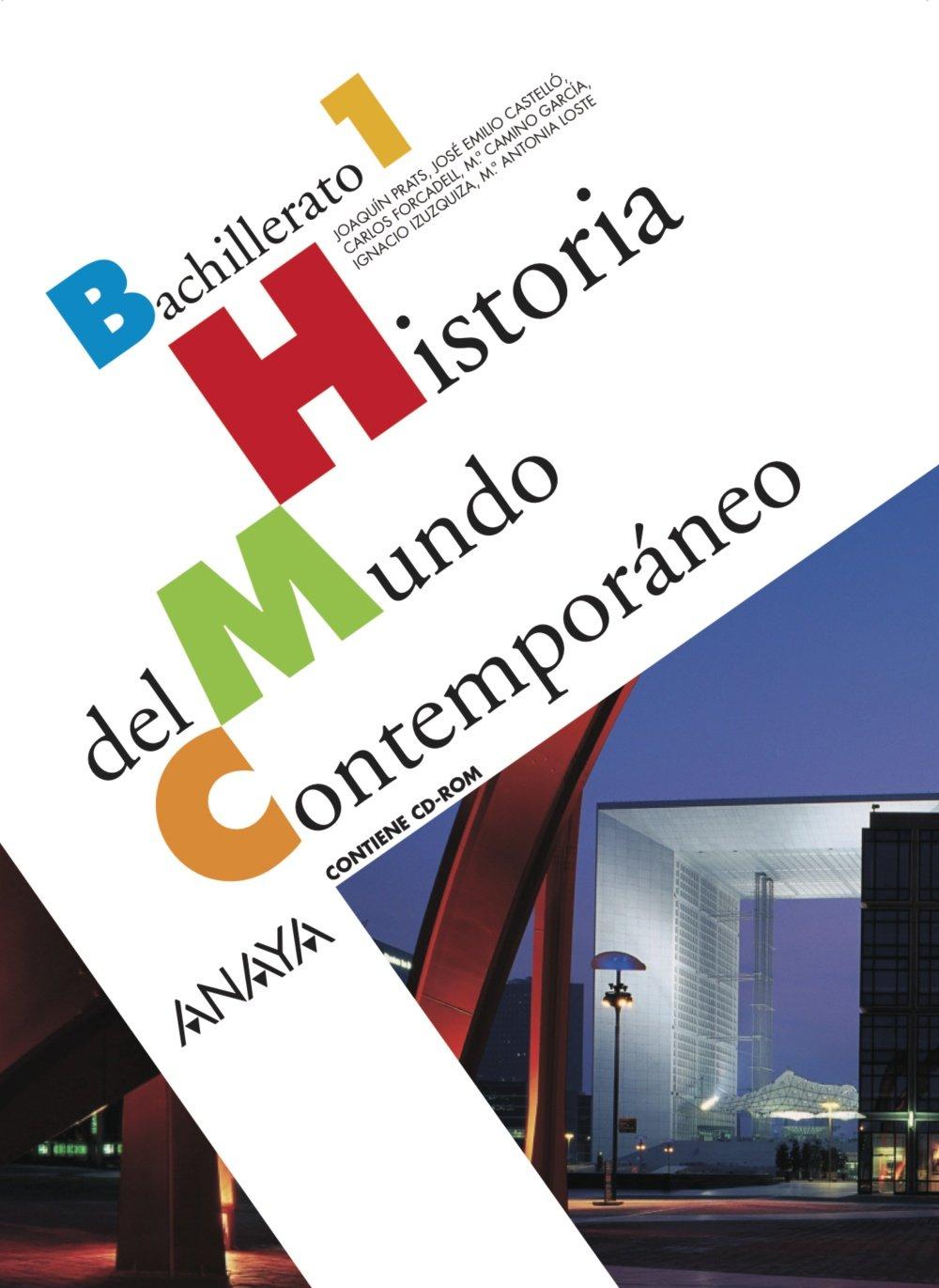 Historia del Mundo Contemporáneo. - 9788466773119: Amazon.es ...