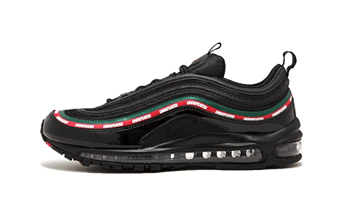 Details about Undefeated X Nike Air Max 97 OG Black 5 7 8 8.5 9 10 10.5 11 12 13 AJ1986 001