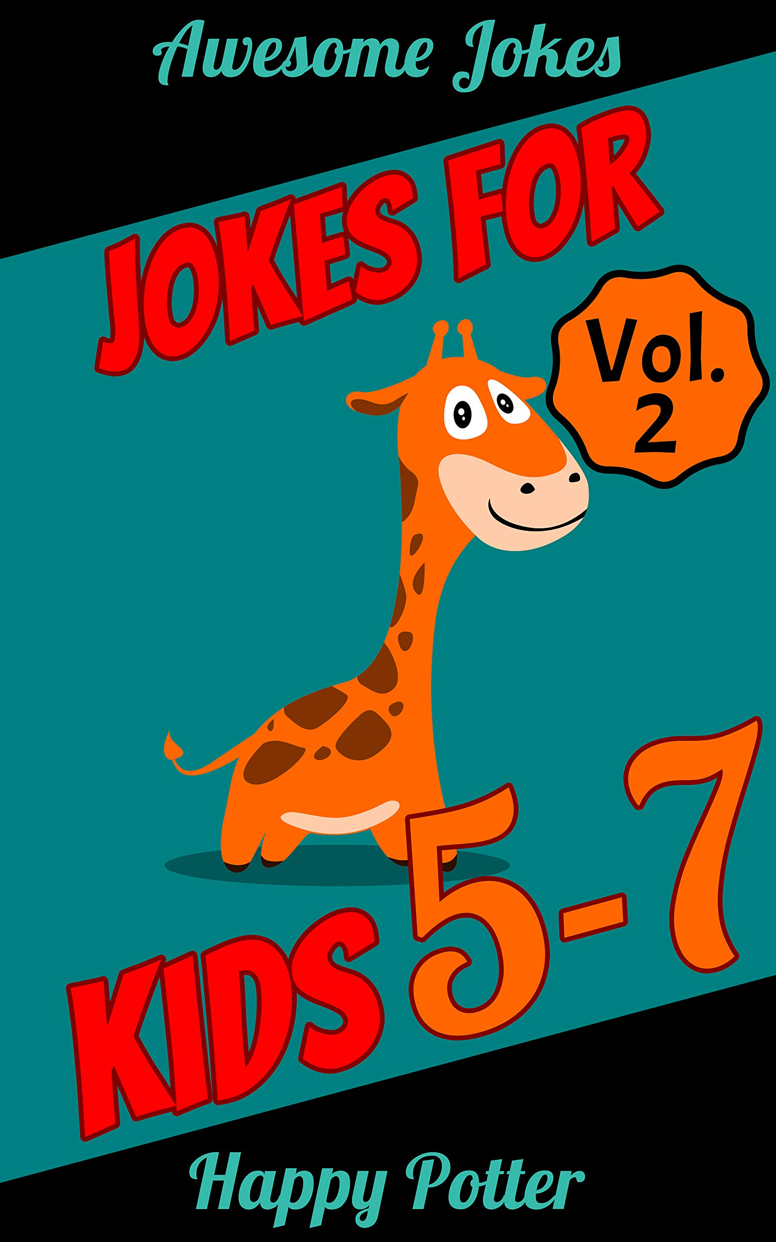 Jokes for Kids 5-7: 300 Jokes for Kids Riddle book for smart kids ages 5-7. (English Edition)