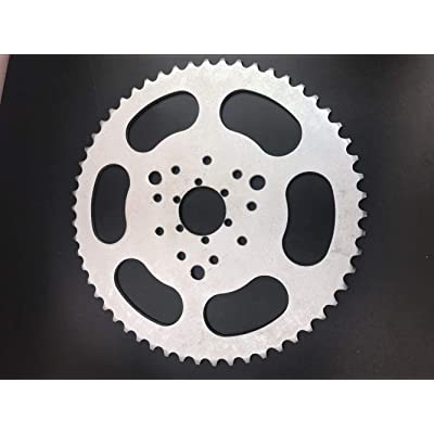 CDHPOWER Multifunctional 56 Teeth Sprocket -2 Stroke Gas Engine Motor Gas Motorized Bicycle: Automotive