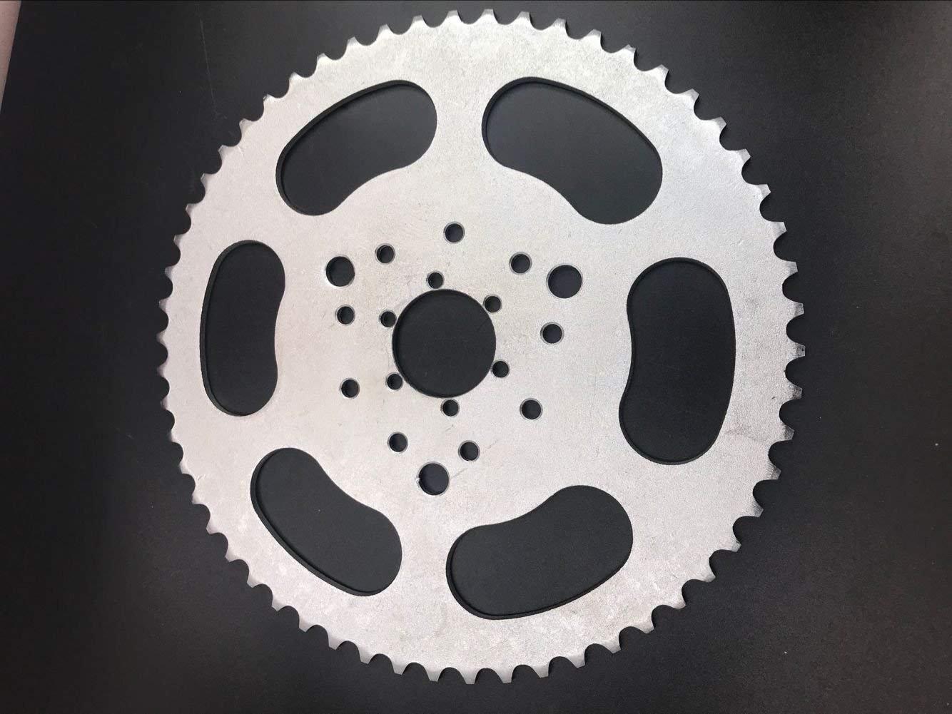 CDHPOWER Multifunctional 56 teeth sprocket -2 stroke gas engine motor gas motorized bicycle by CDHPOWER