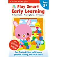 Play Smart Early Learning Age 3+: At-home Activity Workbook