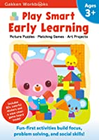 Play Smart Early Learning 3+: For Ages 3+ (Gakken